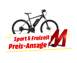 Preisansage Sport & Freizeit