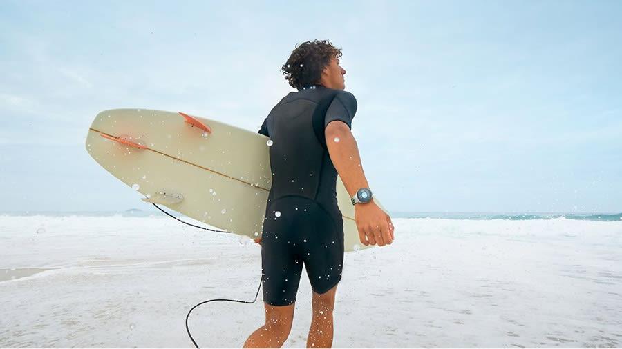 Smartwatch Surfer Strand