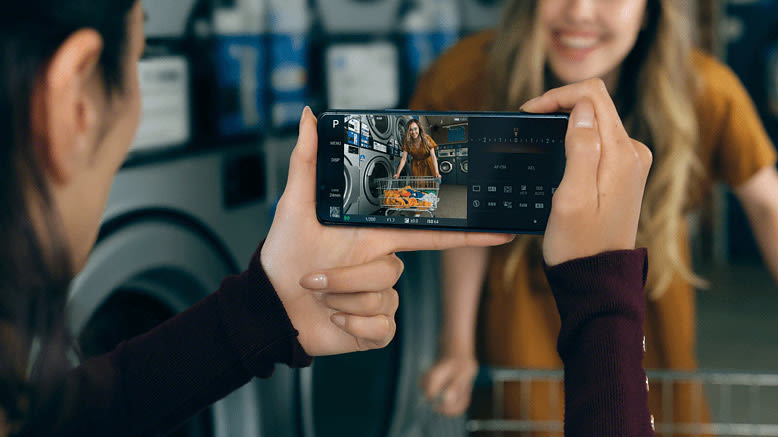 Sony Xperia 5 II Kamera