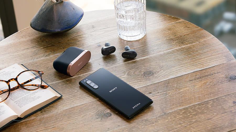 Sony Xperia Smartphone Lifestyle