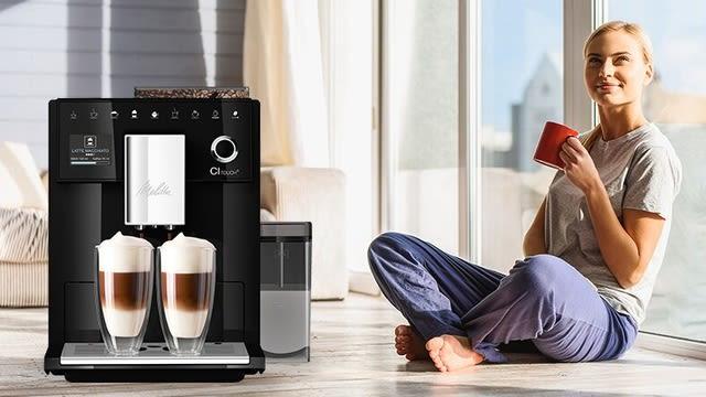 Perfekter Kaffee mit nur einem Tastendruck – Melitta Caffeo CI Touch®.