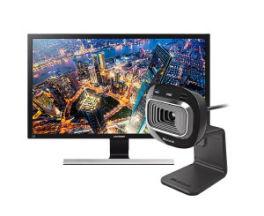 Monitore & Webcams