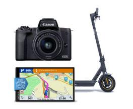 Foto, Navi & E-Mobility