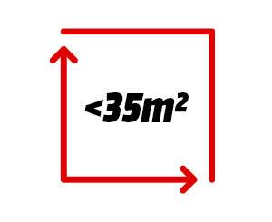 Product image (Raum <35m²)