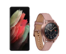 Smartphones & Smartwatches